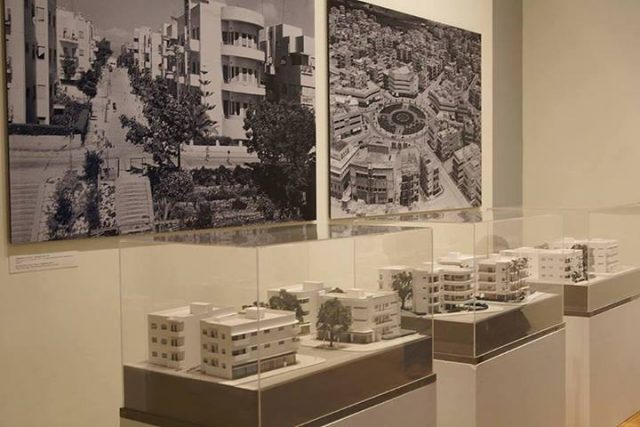 White City – Bauhaus Architecture in Tel Aviv